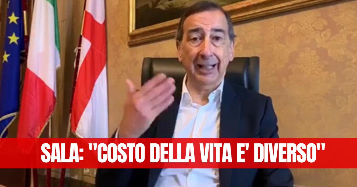 Beppe Sala e le periferie di Milano: lo sfogo del sindaco