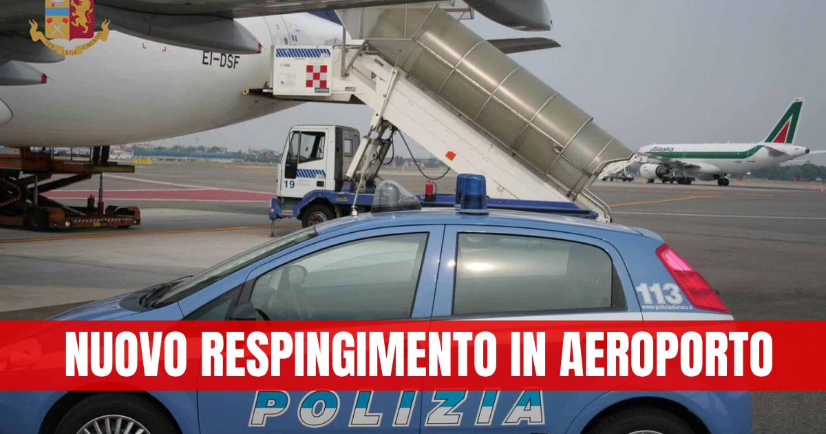 Coronavirus, respinto all'aeroporto di Lamezia un altro giovane brasiliano