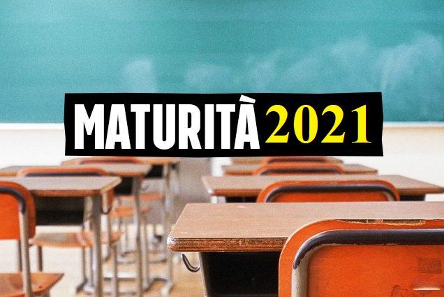 Maturità 2021