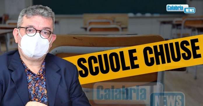 Scuola chiusa Calabria Spirlì