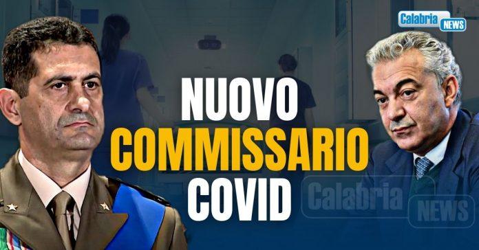 Figliuolo nuovo commissario Covid