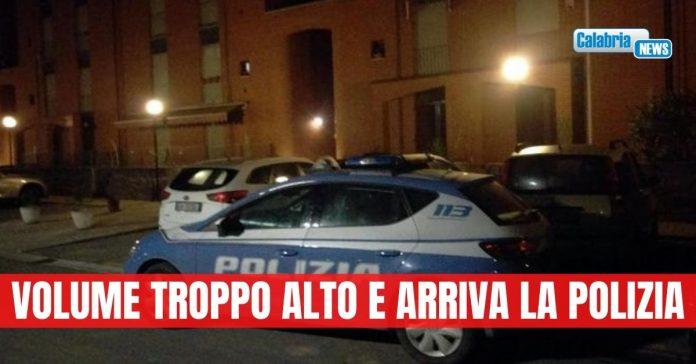 Crotone-Polizia