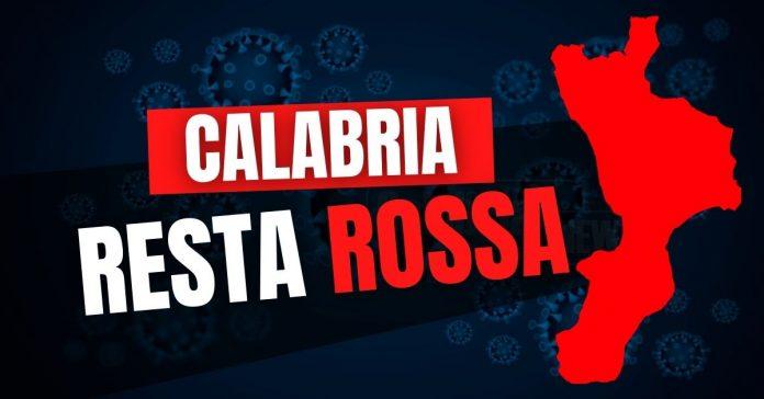 Calabria zona Rossa