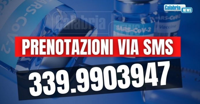 prenotazione vaccini Calabria