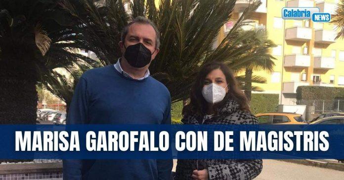 Luigi de Magistris Marisa garofalo