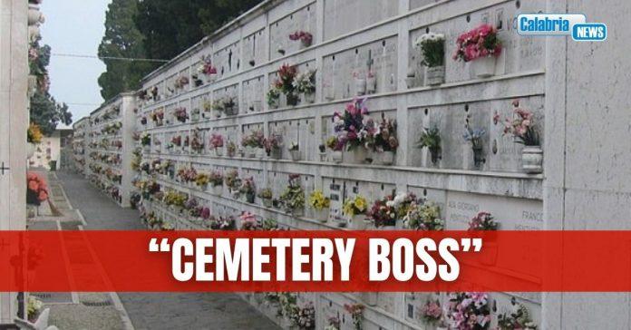 """""""Cemetery boss"""" cimitero di Reggio Calabria"""