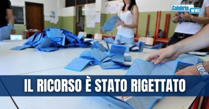 Reggio Tar ricorso