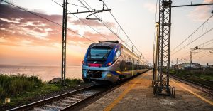 Treno regionale Calabria
