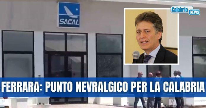 Aldo Ferrara- Sacal