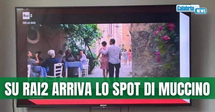 Spot Calabria Muccino