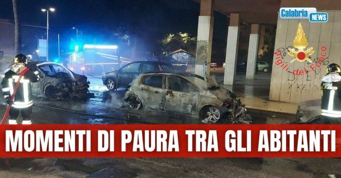 auto fiamme CZ