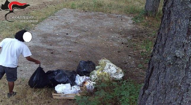 abbandono-rifiuti-Sila