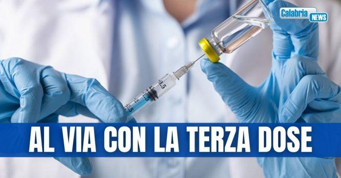 vaccino anti-covid terza dose