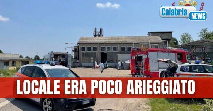 Paola 4 morti