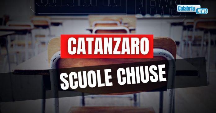 Scuole Chiuse Catanzaro